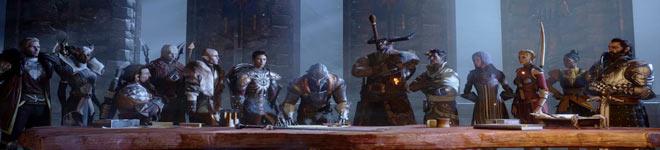Personajes de Dragon Age: Inquisition