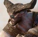 Toro de hierro
