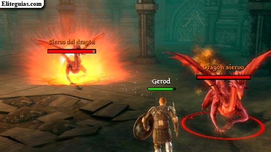 Dragones Siervos