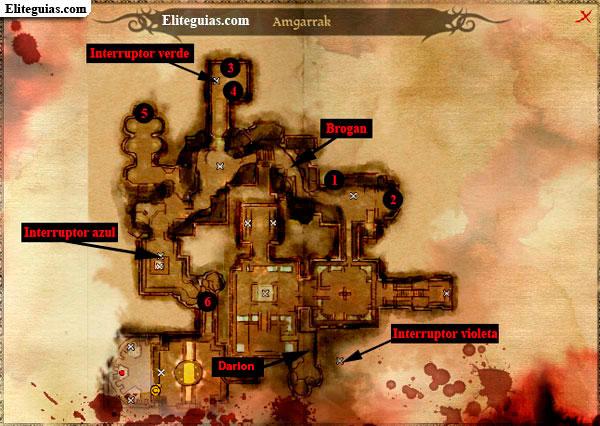 mapa de Amgarrak