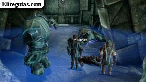 Cadáver de Darion