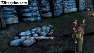 Escondrijo del tesoro