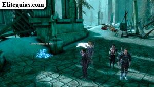 Llave enterrada de Elric