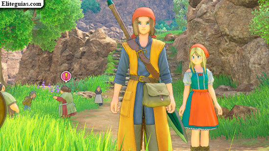Traje de Dragon Quest VIII
