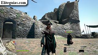 Torre de las Ruinas del Castillo Aernst