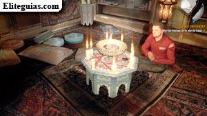 olla de fuego de Ishaq