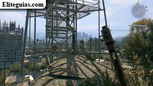Segunda antena de telecomunicaciones