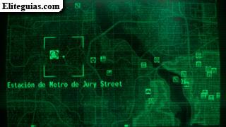 Estación de Metro de Jury Street