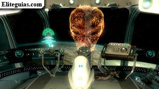 holograma alienígena