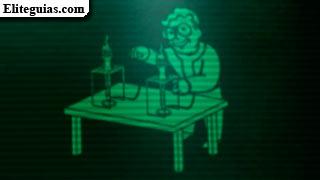 Químico de Quántum