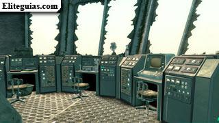 Terminal de investigación de campo del Enclave