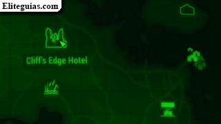 Cliff's Edge Hotel