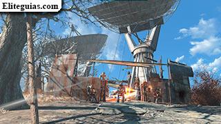 Grupo de satélites de Fort Hagen