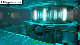 núcleo del reactor