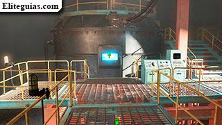 reactor del Instituto