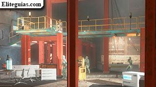 sala del reactor