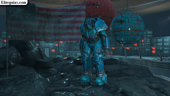 servoarmadura Quantum X-01 Mk. V