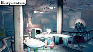 terminal de control del laboratorio