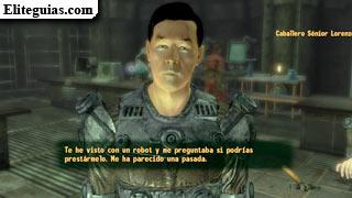 Caballero Sénior Lorenzo