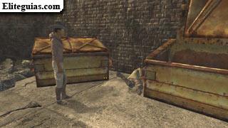 Cadáver en un callejón de Freeside