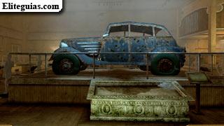coche del casino Vikki y Vance