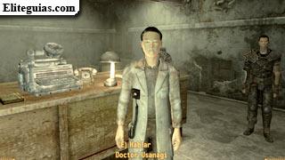 Doctor Usanagi