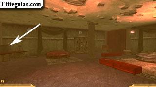 habitación de Cachino