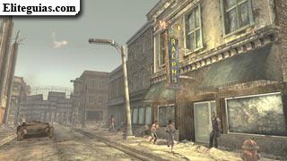 Fallout New Vegas El Descuento De Santiago En Mick Ralphs