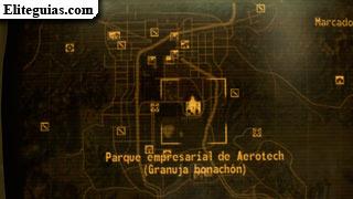 Parque empresarial de Aerotech
