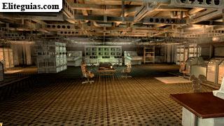 sala de control de la presa Hoover