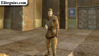 Teniente Haggerty