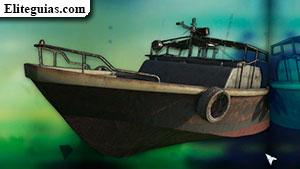 Barco de patrulla