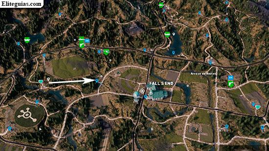Far Cry 5 Misiones Secundarias Liberar A Larry