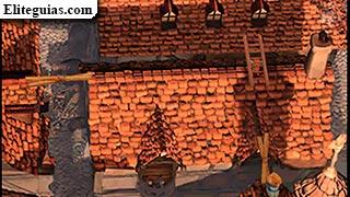 tejados de Alexandría