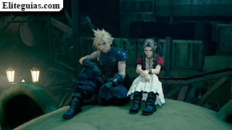 Cloud y Aeris