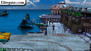 puerto de Balamb