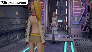 Rikku & Yuna