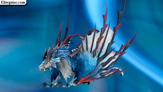Final Fantasy XV - Bestiario: Quetzal
