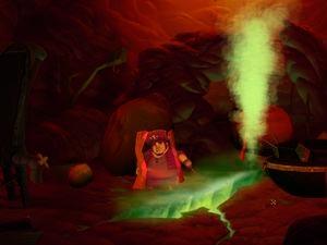 Ghost Pirates of Vooju Island