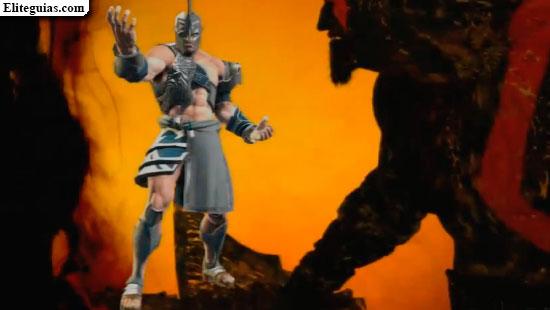 Armadura de Batalla de Zeus