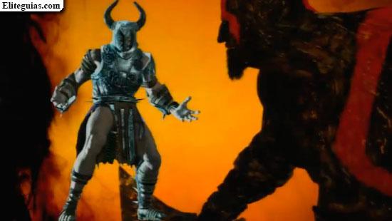 Armadura de Guerra de Hades