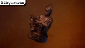 Ídolo del trabajador de la estatua