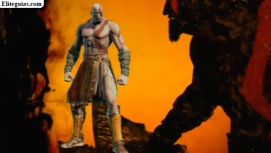Kratos Piel Aceitunada