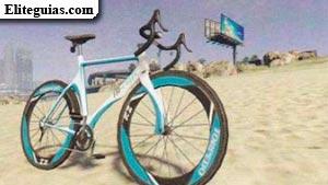 Bicicleta de carreras Tri-Cycles