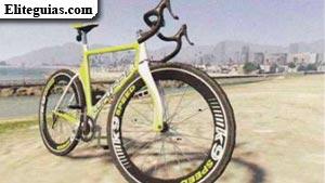 Bicicleta de carreras Whippet