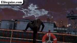 El golpe a Merryweather (carguero)