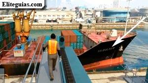 Explorar el puerto