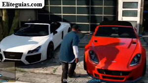 Grand Theft Auto V Gta V Franklin Y Lamar