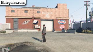Garaje de Groove Street