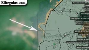 Grand Theft Auto V (GTA V) - Varios: Piezas de submarino